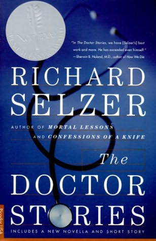 book cover of The Doctor Stories