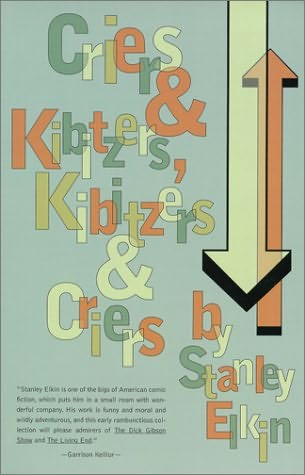 book cover of Criers and Kibitzers, Kibitzers and Criers