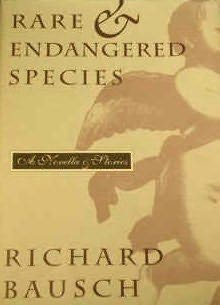 book cover of Rare and Endangered Species