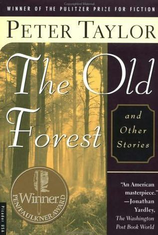 book cover of The Old Forest
