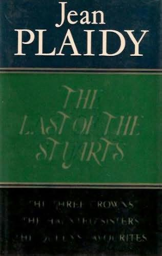 book cover of Last of the Stuarts