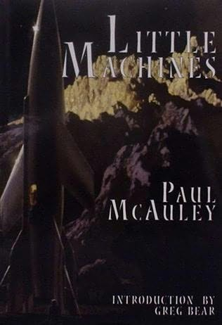 book cover of Little Machines