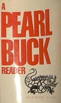 book cover of A Pearl Buck Reader