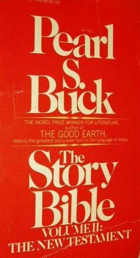 book cover of Story Bible: The New Testament