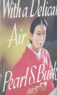book cover of With a Delicate Air