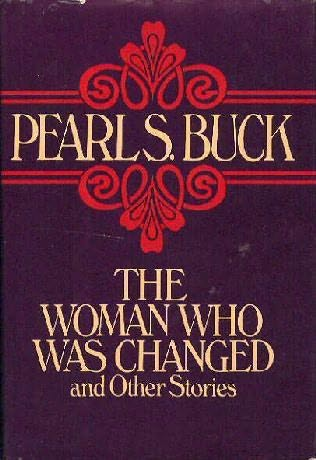 book cover of The Woman Who Was Changed