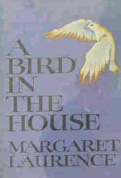 book cover of A Bird in the House
