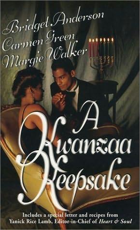 book cover of A Kwanzaa Keepsake