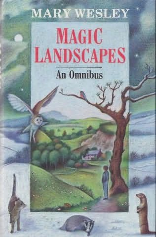 book cover of Magic Landscapes