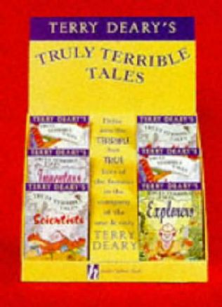 book cover of Truly Terrible Tales