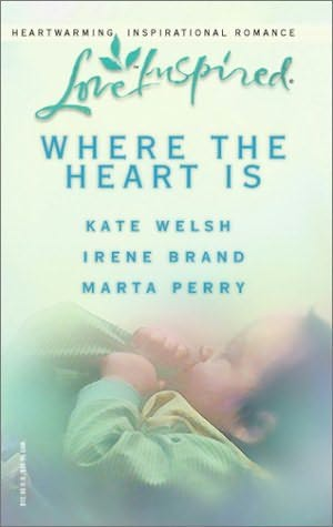 book cover of Where the Heart Is