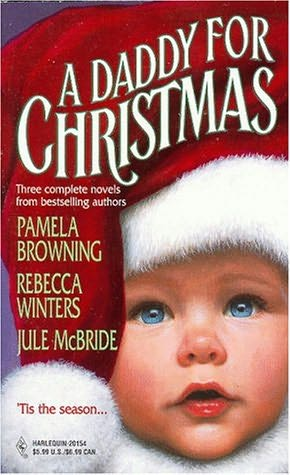 book cover of Daddy For Christmas