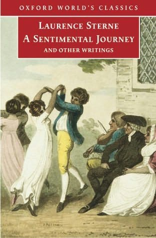 book report laurence sterne s sentimental journey A sentimental journey destined to be the last volume of tristram shandy was published in 1767, and the author at once turned his attention to a new project of four volumes describing a sentimental journey through france and italy.