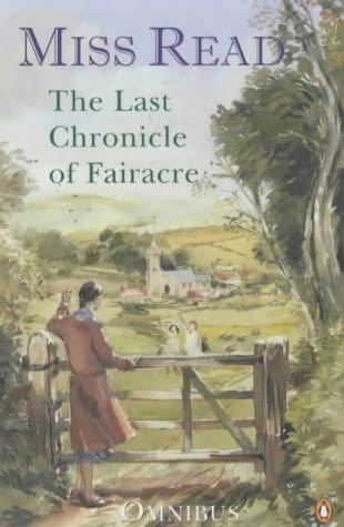 book cover of The Last Chronicle of Fairacre