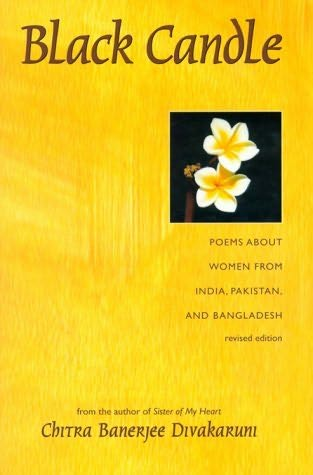 book cover of Black Candle Poems About Women from India, Pakistan,