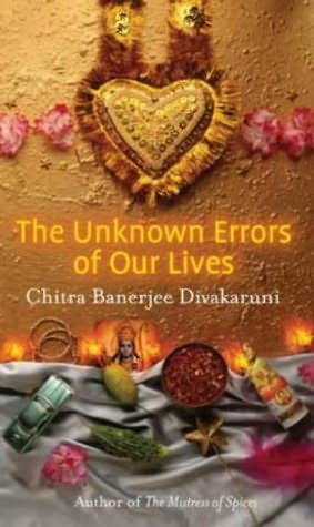 book cover of The Unknown Errors of Our Lives