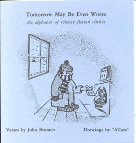 book cover of Tomorrow May Be Even Worse