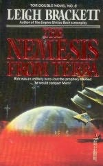 book cover of Nemesis from Terra / Battle for the Stars