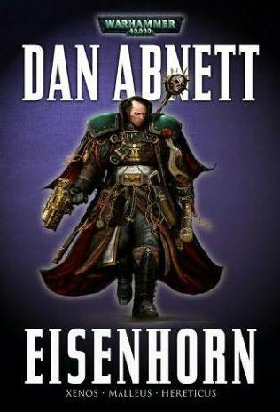 book cover of Eisenhorn