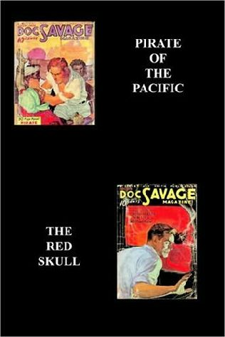 book cover of Pirate of the Pacific / The Red Skull