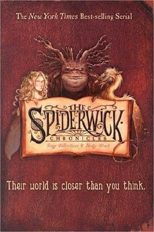 book cover of The Spiderwick Chronicles Boxed Set