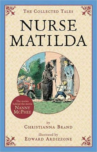 book cover of Nurse Matilda: The Collected Tales