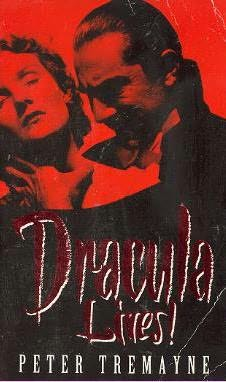 book cover of Dracula Lives!