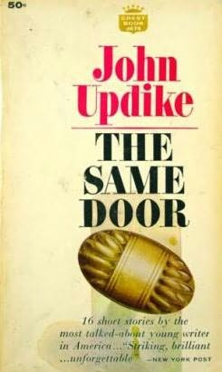 although short john updikes a Updike's abilities as a short story writer are best exemplified in _pigeon feathers_ his narratives often focus on the philosophies of the protestant middle class, in which the protagonist struggles to either accept or escape from the shackles of religion and society.