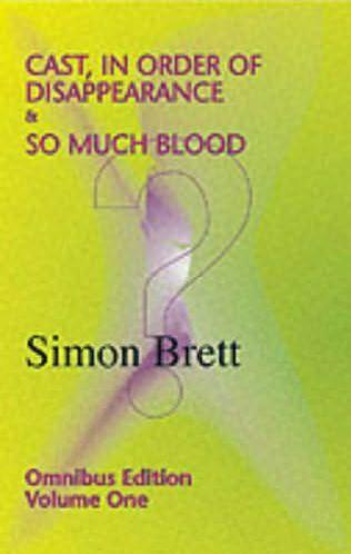 book cover of Simon Brett Omnibus Volume 1