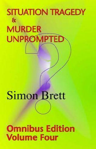 book cover of Simon Brett Omnibus Volume 4