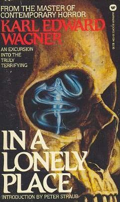 book cover of In a Lonely Place