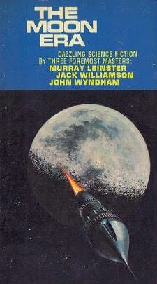 book cover of The Moon Era