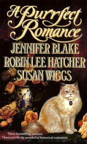 book cover of A Purrfect Romance
