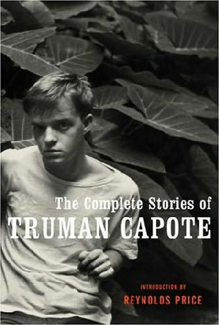 book cover of Collected Stories of Truman Capote
