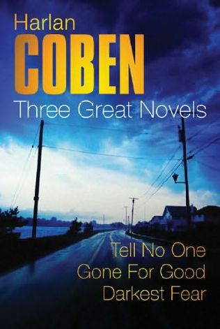 book cover of Three Great Novels 2