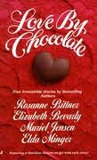 book cover of Love by Chocolate