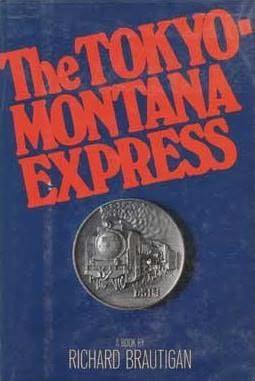book cover of Tokyo Montana Express