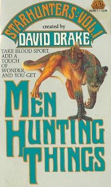 book cover of Men Hunting Things