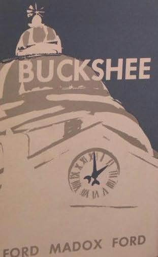 book cover of Buckshee