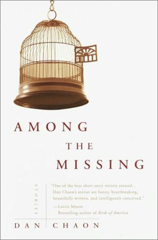 book cover of Among the Missing
