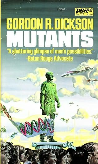 book cover of Mutants