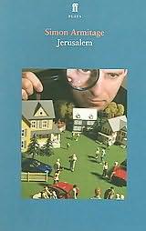 book cover of Jerusalem