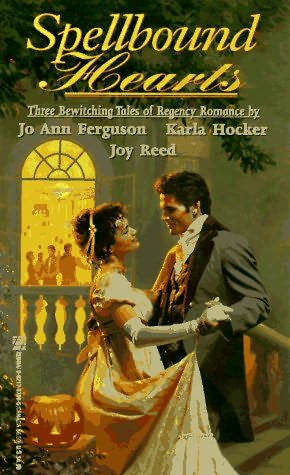 book cover of Spellbound Hearts