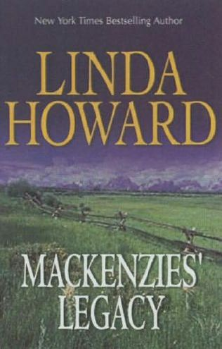 book cover of MacKenzie's Legacy