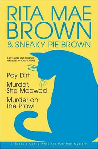 book cover of Three More Mrs. Murphy Mysteries in One Volume