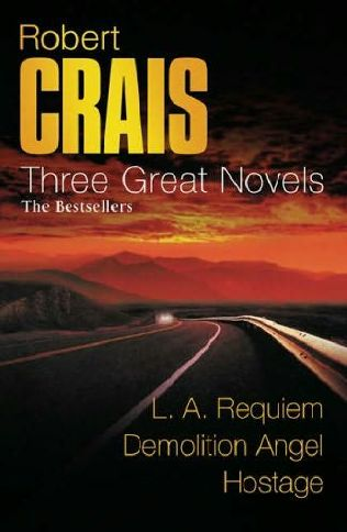 book cover of Three Great Novels 3