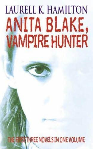 book cover of Anita Blake, Vampire Hunter Omnibus