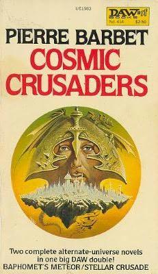 book cover of Cosmic Crusaders