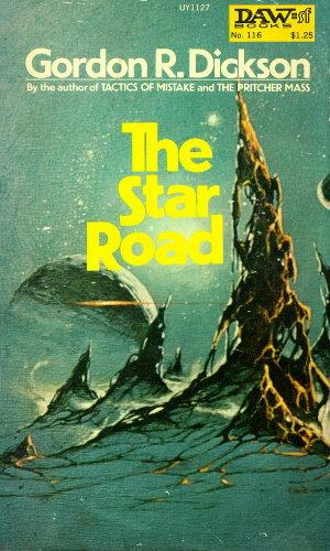 book cover of The Star Road