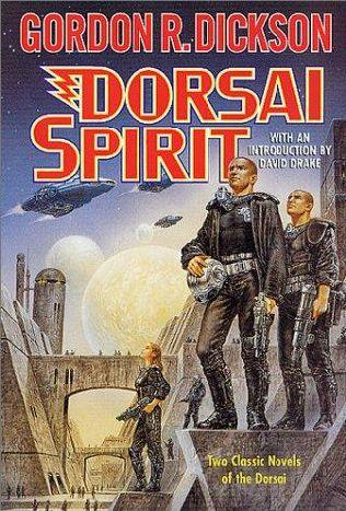 book cover of Dorsai Spirit
